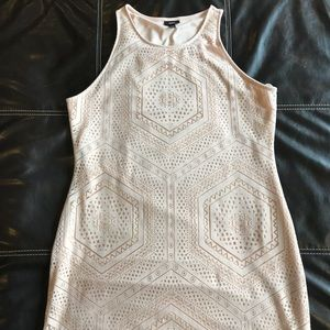 Mossimo Aztec Cut Out Dress